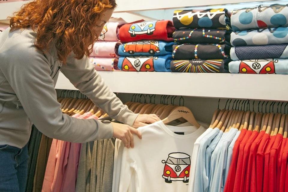 Potisk na oblečení