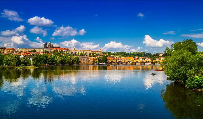 hlavní město ČR