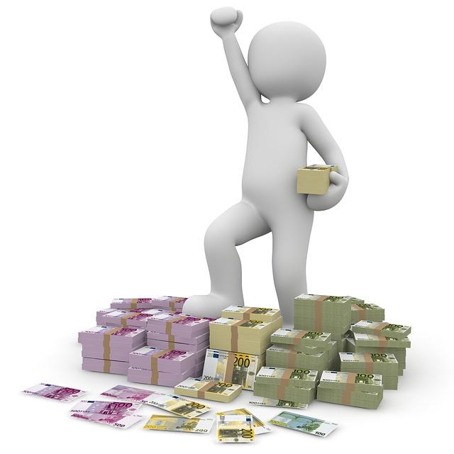 finanční výhra