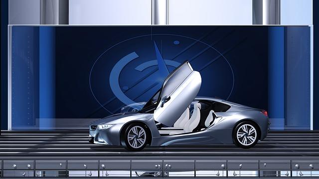 sportovní elektromobil