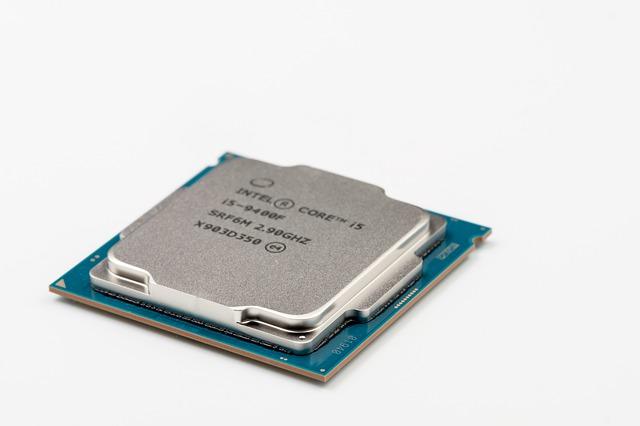 Srdce počítače-procesor