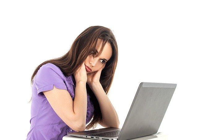 únava, stres, vyčerpání